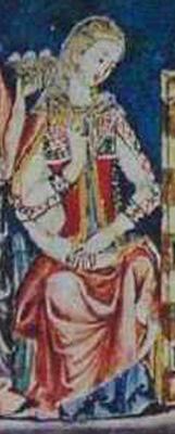 dama castellana medieval