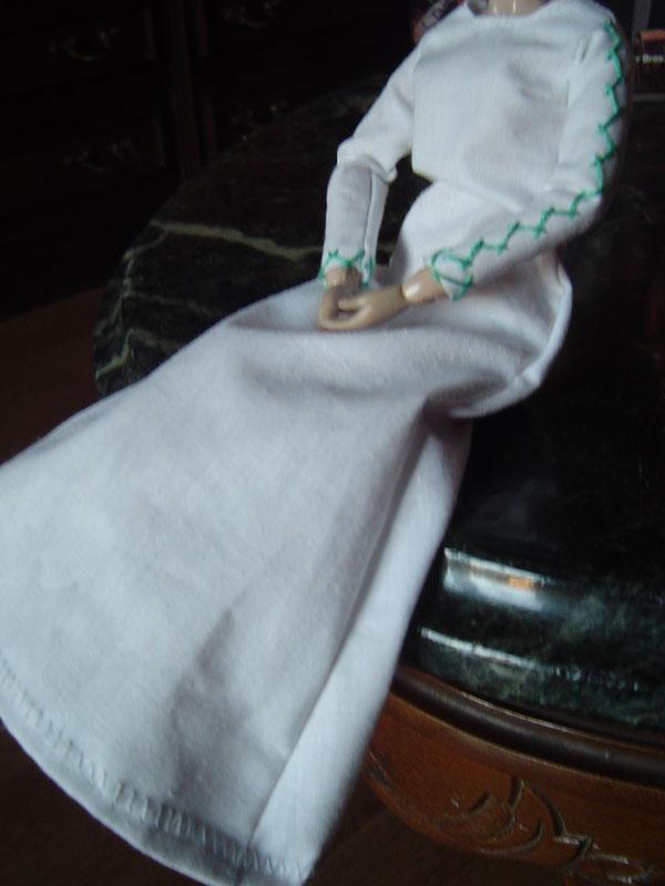 Camisa margomada para Pullip
